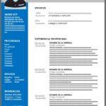 Curriculum Vitae para Editar y Descargar