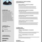 Formato de Currículum Vitae Empresarial