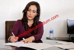Perfil En Un Currículum Vitae