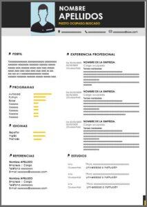 Currículum Vitae Digital